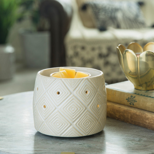 Coco La Vie Geometric Illuminaire Fan Fragrance Warmer