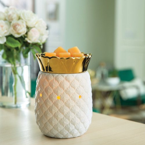 Coco La Vie Pineapple Illumination Fragrance Warmer