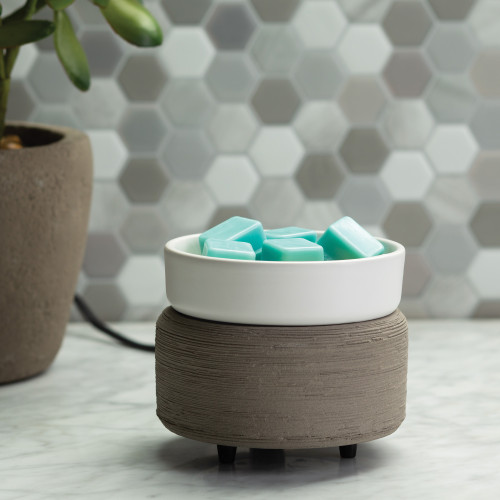 Coco La Vie 2-in-1 fragrance and candle warmer