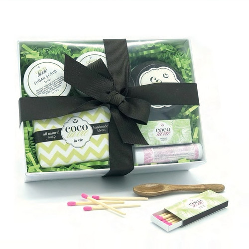 Coco La Vie Me Time Gift Set
