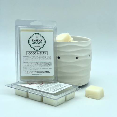 Evergreen Coco Wax Melts