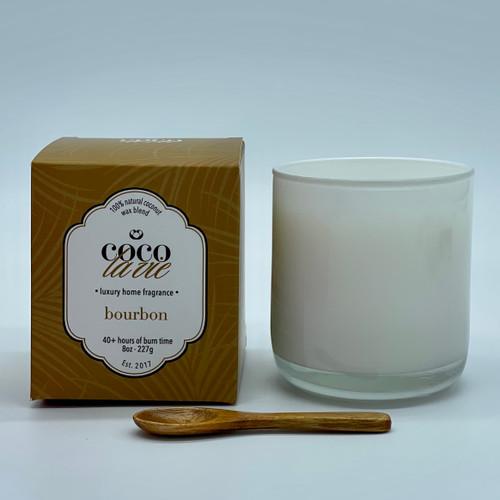 Coco La Vie Bourbon Scented Candle