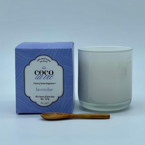 Coco La Vie Lavender Scented Candle