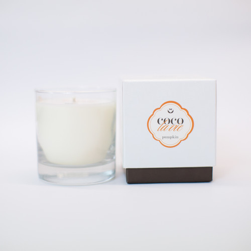 Coco La Vie Pumpkin Holiday Candle