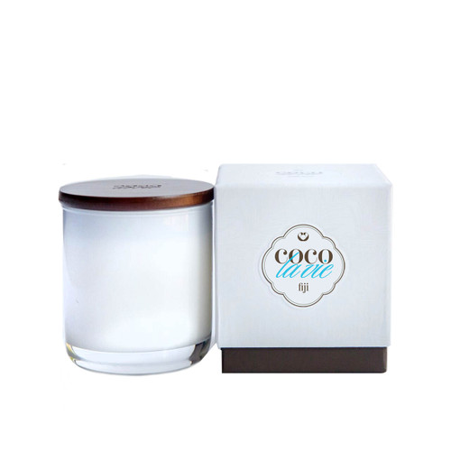 Fiji Scented Coco La Vie Massage Candle
