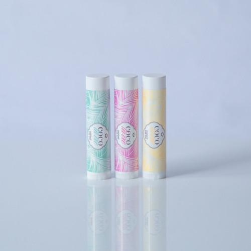 Coco La Vie Spearmint Lip Balm