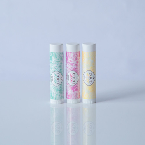 Coco La Vie Spearmint Lip Balm