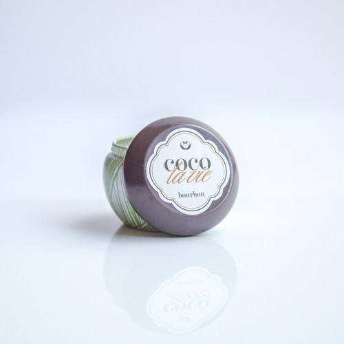 Coco La Vie Bourbon Scented Massage Travel Tin
