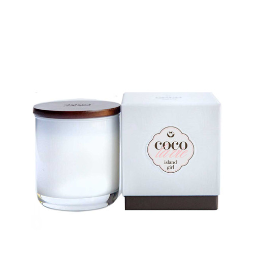 Island Girl Scented Coco La Vie Massage Candle