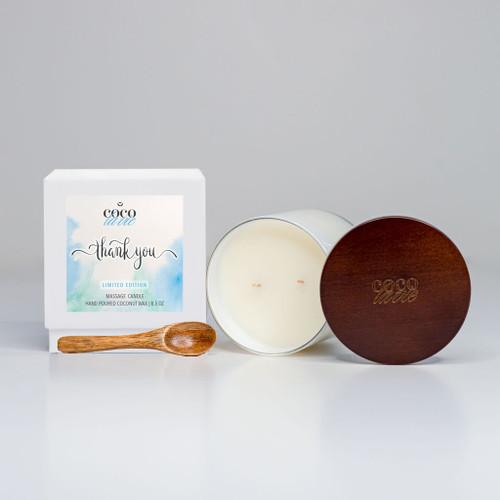 Coco La Vie LIMITED EDITION Thank You Candle