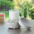 Coco La Vie Vintage White 2-in-1 fragrance and candle warmer