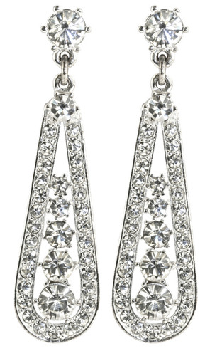 Queen Mary Arch earrings