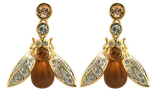 Napoleon Bee - earrings