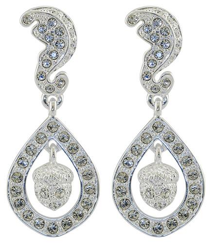 Princess Kate acorn earrings
