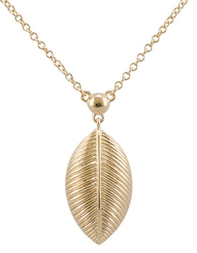 Princess Kate leaf necklace