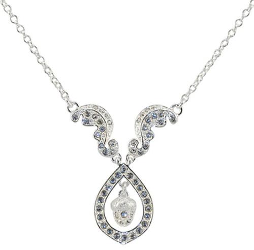Princess Kate acorn necklace