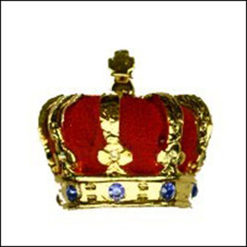 The Heraldic Crown of Monaco