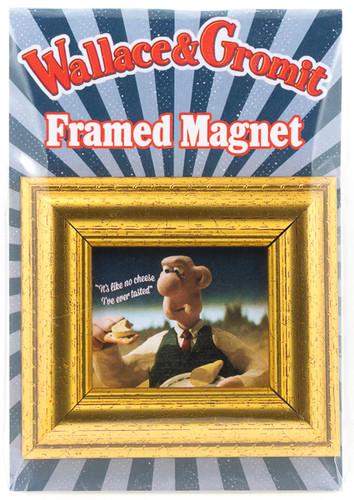 Framed Fridge Magnet-Moon