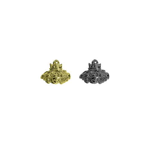 Gold & Pewter Pendants - Princess
