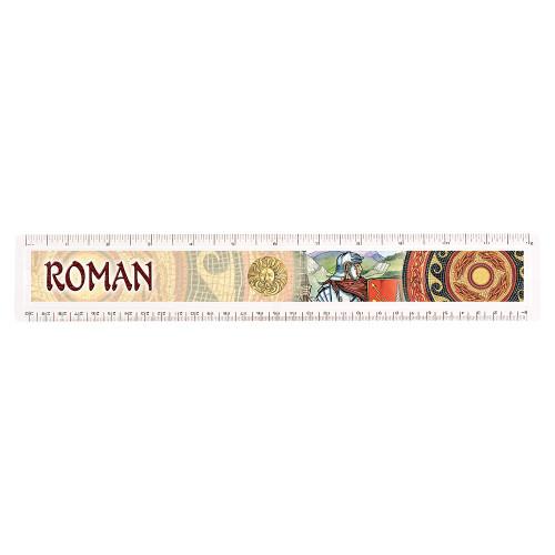 Ruler - Roman