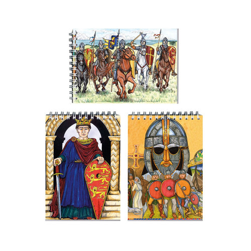 Notepads - Anglo-Saxon & Norman