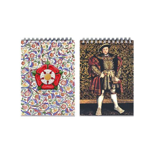 Notepads - Tudor