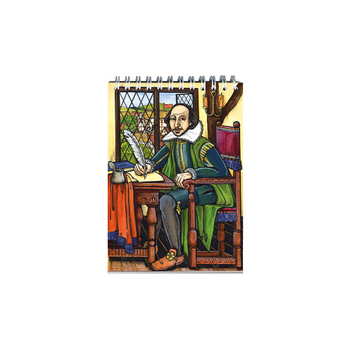 Notepads - Shakespeare