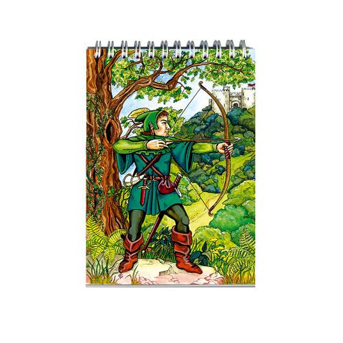 Notepads - Robin Hood