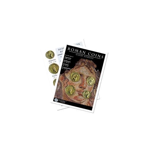 Coins - Roman - Gold Aureus Set of 4