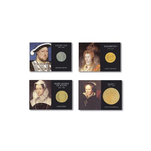 Coins - Tudor