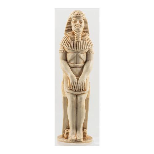 Resin Figurine - Egyptian Pharaoh