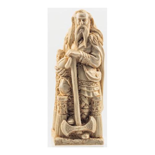 Resin Figurine - Viking Chieftain