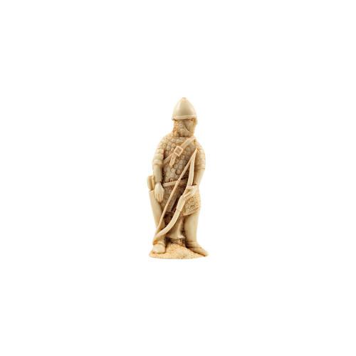 Resin Figurine - Medieval Norman Archer