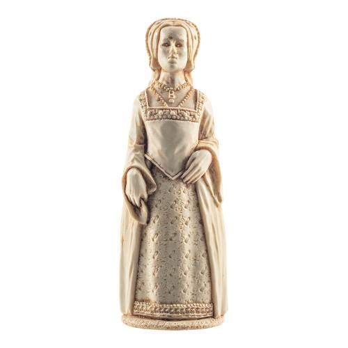 Resin Figurine - Tudor Anne Boleyn