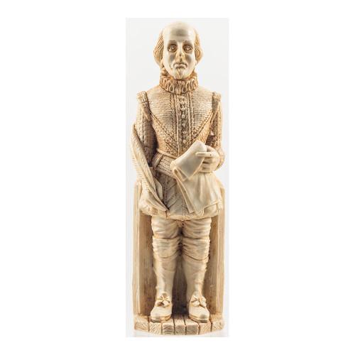Resin Figurine - Tudor Shakespeare