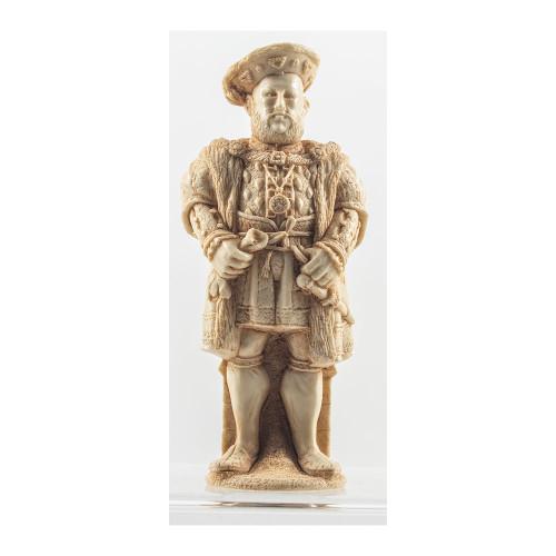 Resin Figurine - Tudor Henry VIII