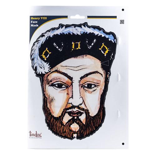 Environmentally Friendly Face Mask - Henry VIII