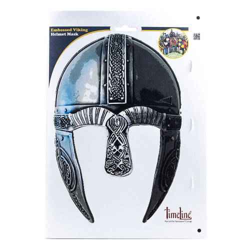 Environmentally Friendly Face Mask - Viking Helmet