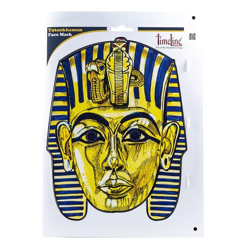 Environmentally Friendly Face Mask - Tutankhamun
