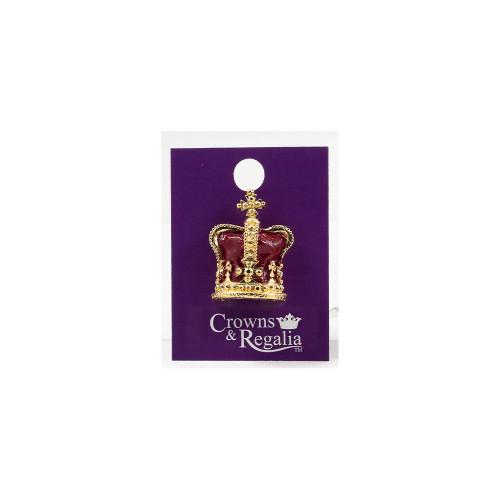 Saint Edward Pin Badge