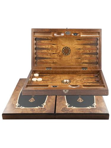 Classic Large Backgammon (52 x 30 x 7cm) 2208