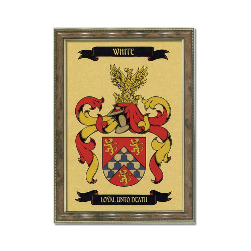 Personalised Coats of Arms