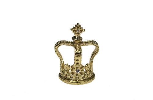 St. Edwards Crown Souvenir Stud Pin