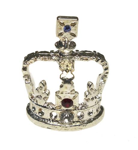 Imperial State Crown Souvenir Stud Pin