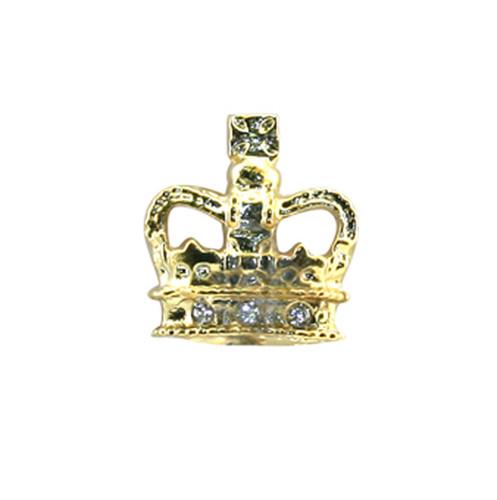 Jubilee crown stud pin