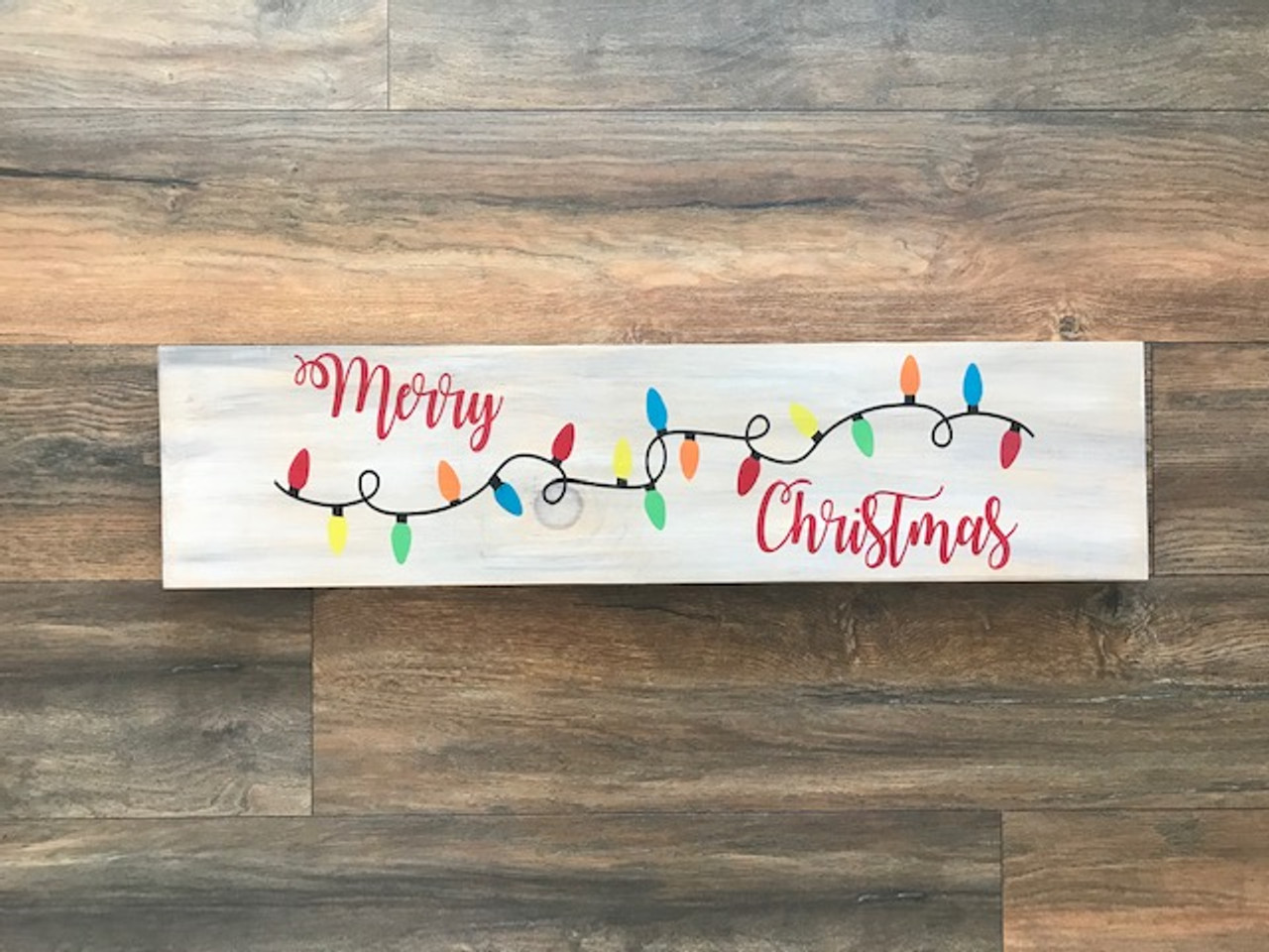 Large Christmas Stencils For Wood.Merry Christmas Strand Of Lights
