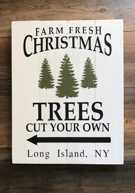 Cut Your Own Christmas Tree Long Island.Farm Fresh Christmas