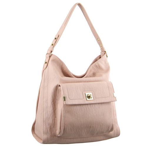 Milleni Fashion Hobo Handbag in Blush (PV2901)