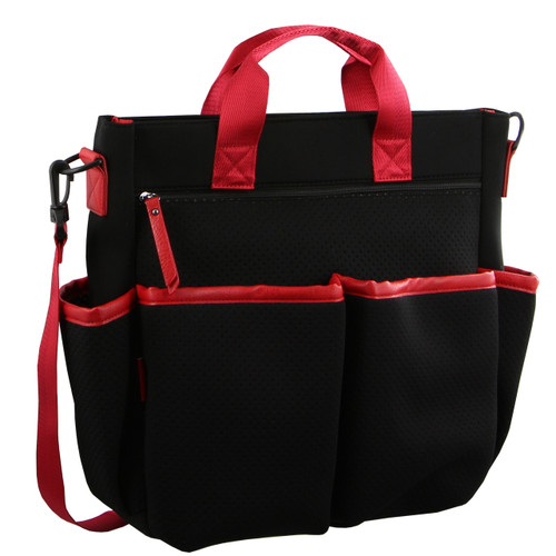 Milleni Neoprene Baby Bag in Black (NP2777)