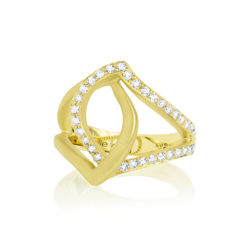 Athena Crossover Ring